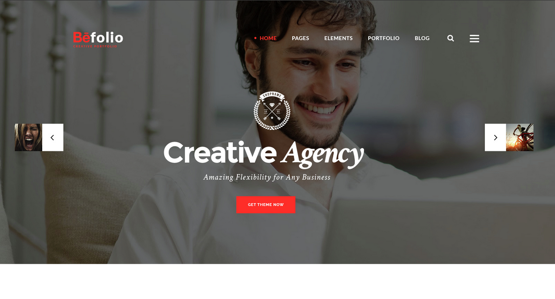 befolio-creative-multi-purpose-wordpress-theme