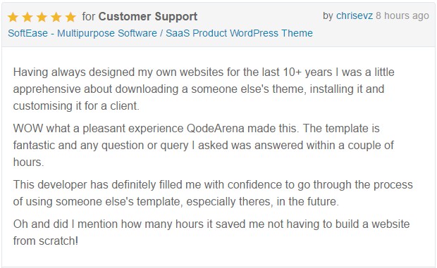 SoftEase - Multipurpose Software / SaaS Product WordPress Theme - 13